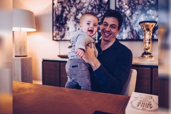 Toto Wolff's children