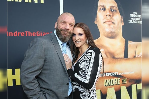 Stephanie McMahon's daughter Vaughn Evelyn Levesque