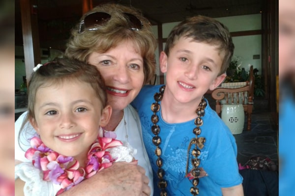 Al Michaels' wife Linda Anne Stamaton