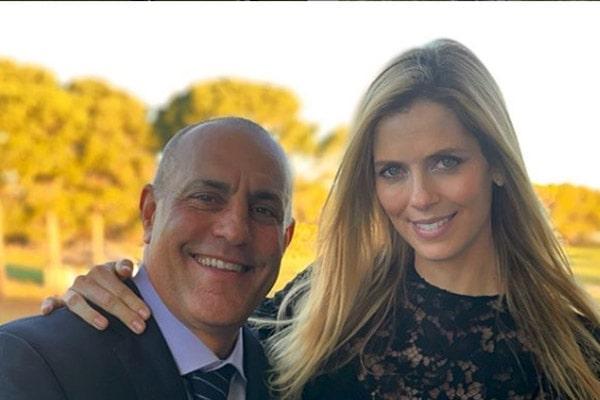 Anna Rawson Husband Ted Chervin