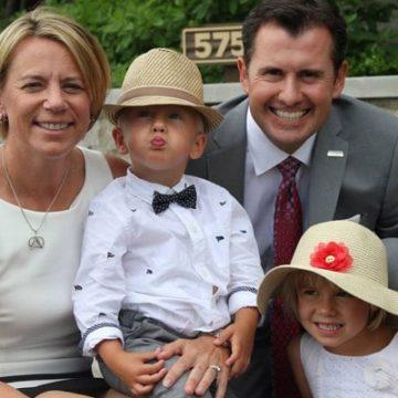 Meet Annika Sörenstam's Children, Ava McGee And William McGee