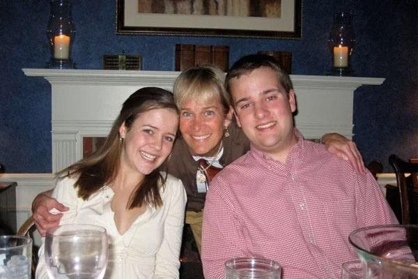 Bob Costas daughter with Carole Krummenacher Taylor Costas