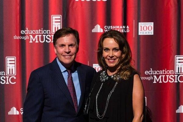 Bob Costas wife Jill Sutton