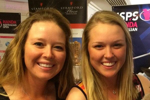 Brooke Henderson sister Brittany Henderson