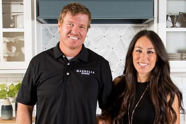Chip Gaines and Joanna Gaines son Drake Gaines