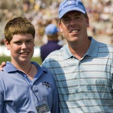 Meet Matthew Burke – Photos Of Doris Burke's Son With Gregg Burke