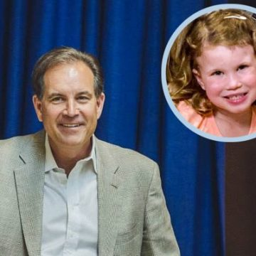 Meet Finley Cathleen Nantz – Photos Of Jim Nantz's Daughter