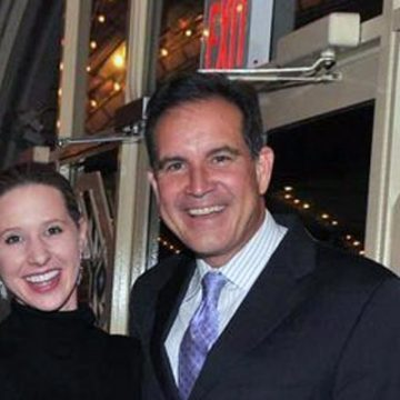 Learn More About Jim Nantz's Wife Courtney Richards