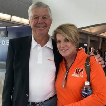 Meet All Of Former NFL Player Ken Anderson's Children And His Wife