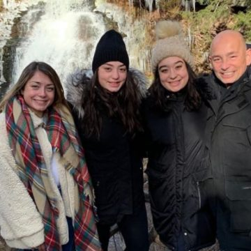 Anthony Melchiorri Is A Father Of 3 Children Including Twin Daughters