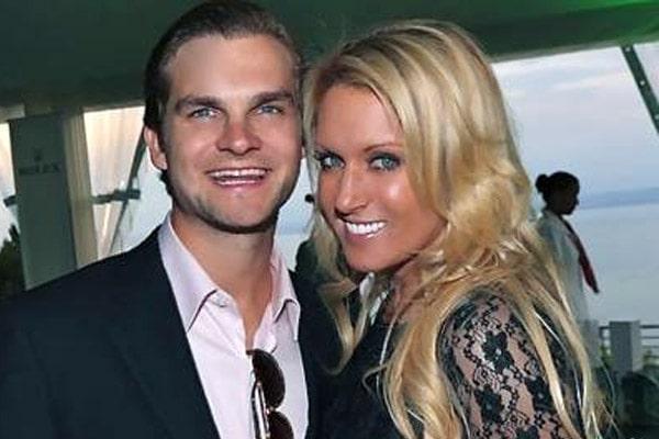 Natalie Gulbis husband Josh Rodarmel