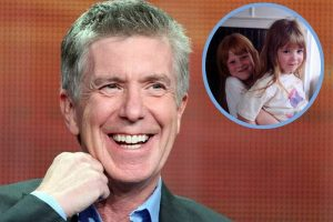 Tom Bergeron daughter Samantha Bergeron