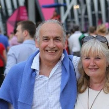 Sally Ann Jung Has Been Alastair Stewart's Wife Since 1978