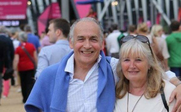 Sally Ann Jung Has Been Alastair Stewart's Wife Since 1978