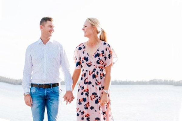 Anna Nordqvist husband, Anna Nordqvist Fiance, Kevin McAlpine