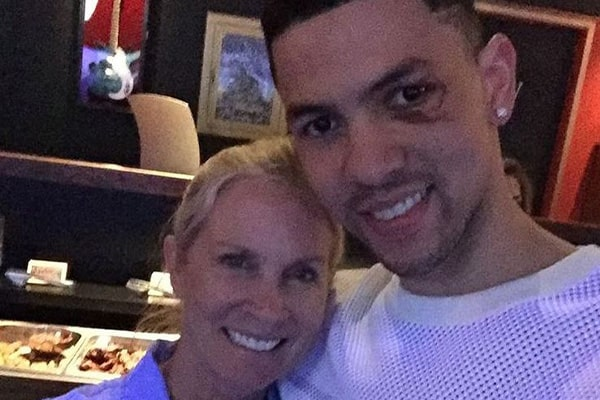 Austin Rivers's mother