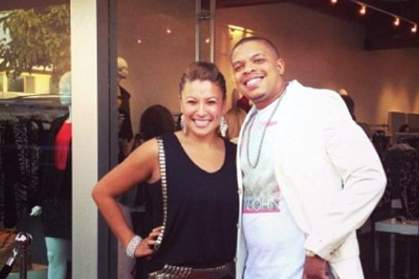 Curtis Young wife Vanessa Young