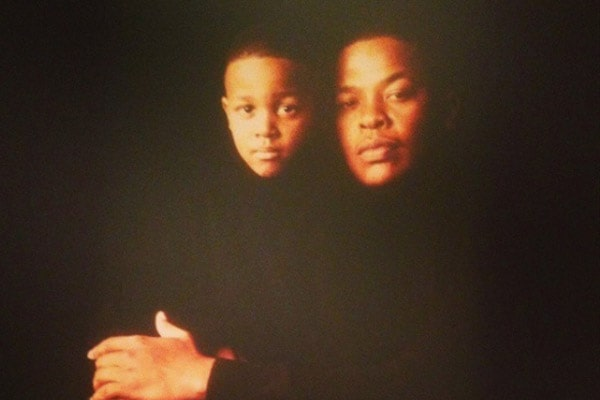 Dr Dre son Marcel Young