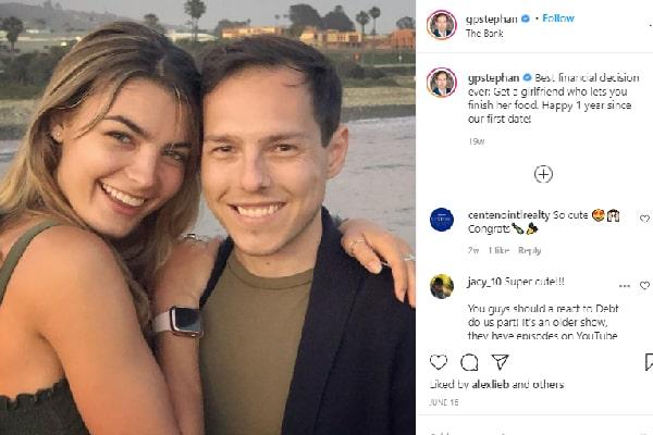 Graham Stephan's Girlfriend Savannah Smiles