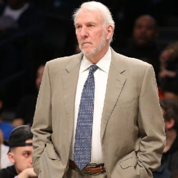 Meet Micky Popovich – Photos Of Gregg Popovich's Son With Erin Popovich