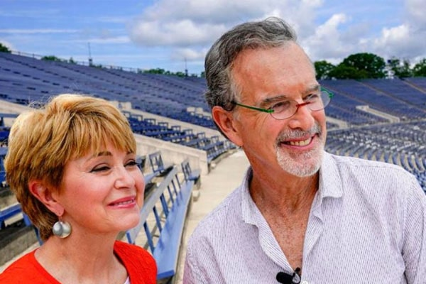 Jane Pauley and Garry Trudeau marriage