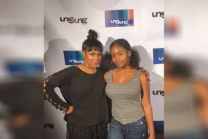 Michel'le's Daughter Bailei Knight