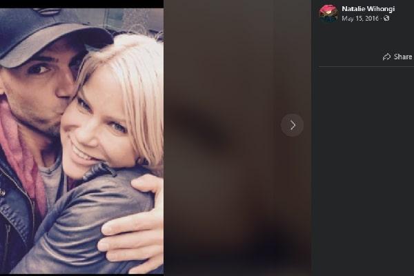 Karl Urban's ex-wife Natalie Wihongi