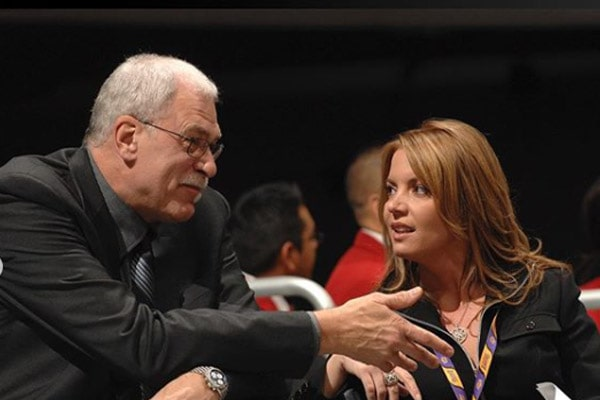 Phil Jackson relationship with Jeanie Buss, Phil Jackson's ex-fiance, Jeanie Buss ex-fiance