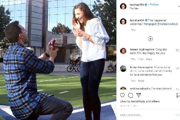 YouTuber Leonhart's Wife