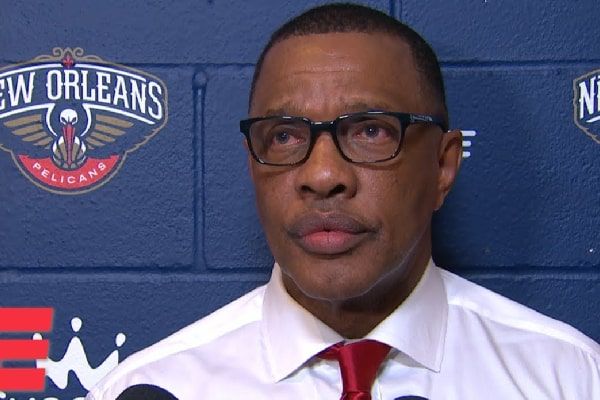 Alvin Gentry's team he has coached