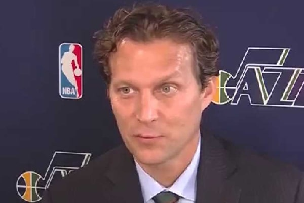 Quin Snyder's Wife Amy Snyder