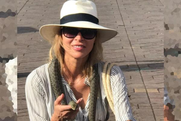 Jordan Belfort's ex-wife Anne Koppe
