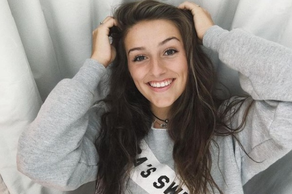 Brandon Blackstock's daughter Savannah Blackstock.