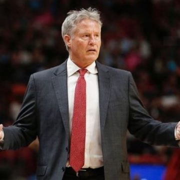 Love Life Of Anna Brown And Brett Brown, And Learn More About Brett Brown's Wife