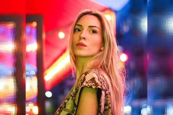 Jordan Belfort's Girlfriend, Cristina Invernizzi