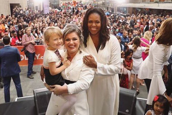 Kelly Clarkson's daughter River Rose Blackstock