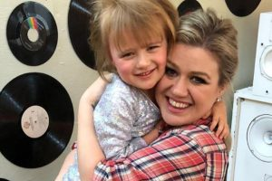 Kelly Clarkson's daughter River Rose Blackstock