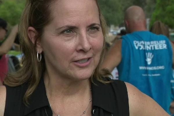 Mike D'Antoni's wife Laurel D'Antoni