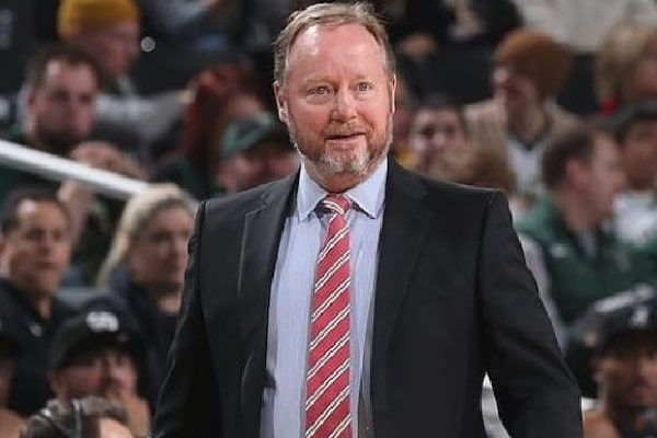 Mike Budenholzer is a father of four.