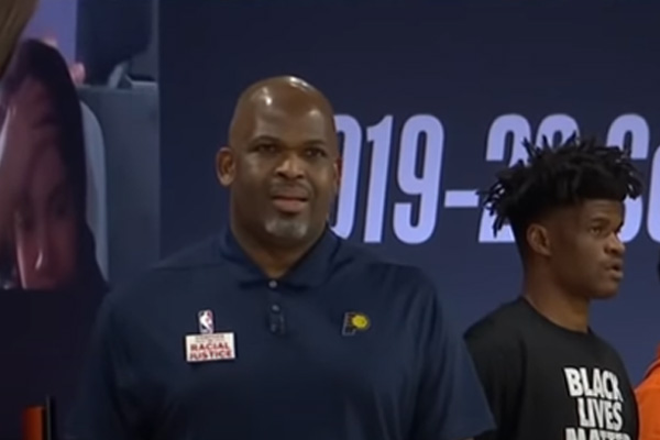 Nate McMillan's wife Michelle