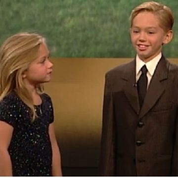 Pat Sajak's Son Patrick Michael James Sajak Is Already Grown Up Now