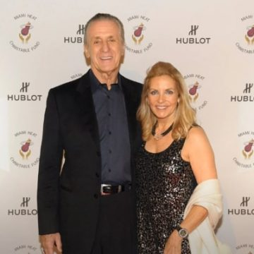 Pat Riley's Wife, Chris Rodstrom, Secret Behind Their 5 Decades Of Marriage