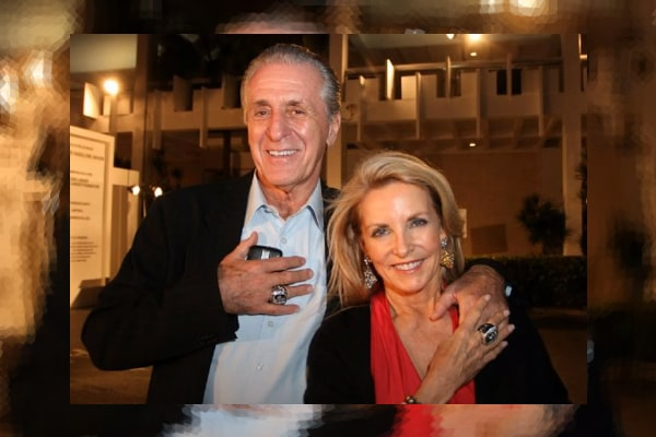 Pat Riley's Wife, Chris Rodstrom