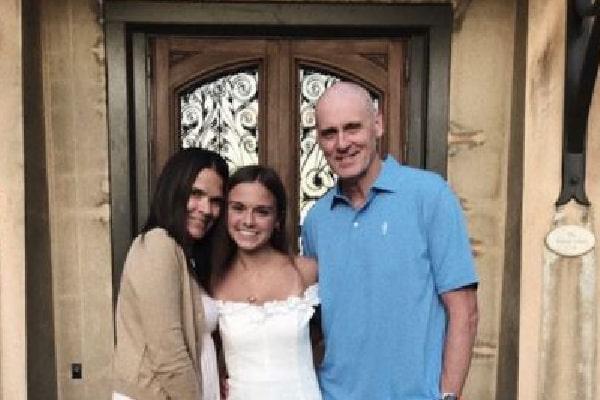 Rick Carlisle's wife Donna