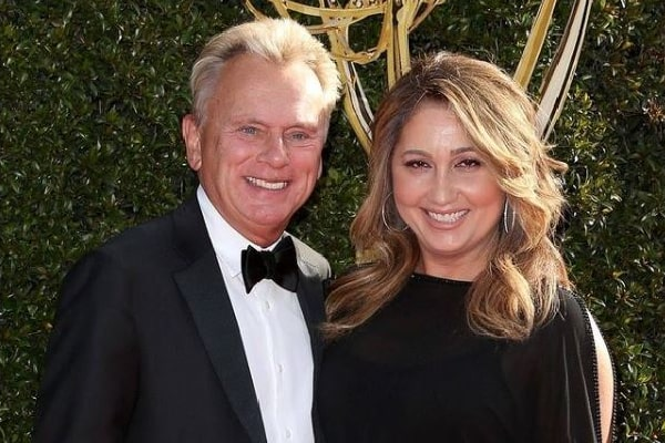 Pat Sajak's wife Lesly Brown