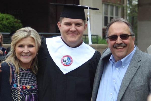 Stan Van Gundy's son Michael Van Gundy