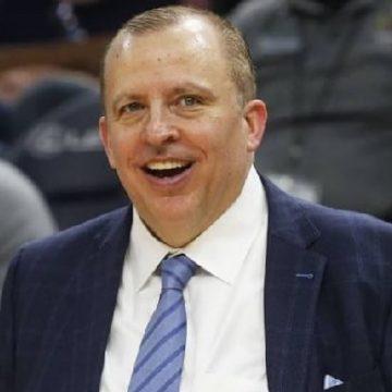 Tom Thibodeau's Wife, Is The NBA Coach Married?