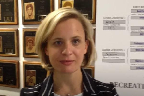 Wife of Brad Stevens Tracy Wilhelmy Stevens