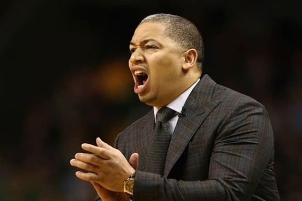 Who is Tyronn Lue's wife?