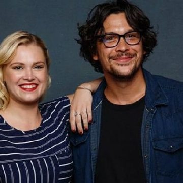 Loving Relationship Between The Married Pair Of Bob Morley And Eliza Taylor